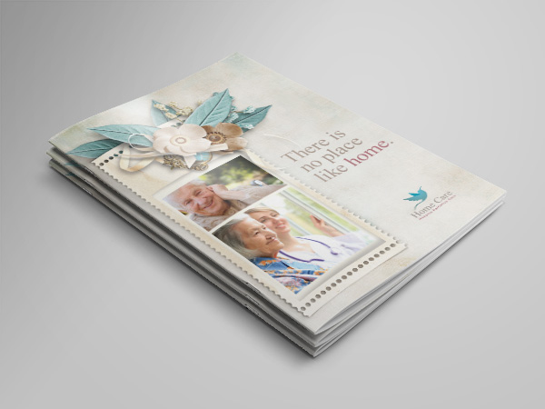 Booklet design and printing