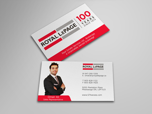 Business card design and printing see2it design printing inc business card design and printing reheart Choice Image