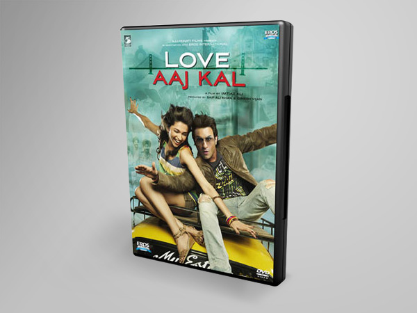 DVD Cover design and printing
