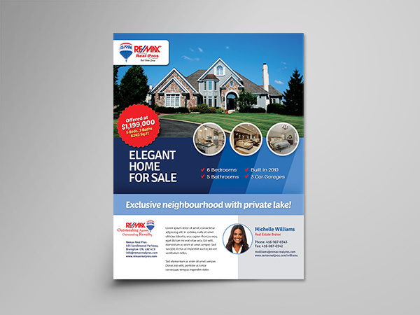 Sell Sheet design and printing